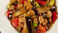 Patlıcanlı Et Yemeği Tarifi