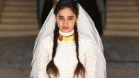 Çocuk gelin rolüyle ünlenen Meltem Miraloğlu evlendi