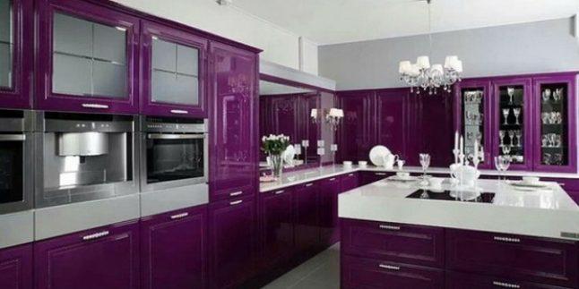 Lüks Mutfak Dekorasyonu Örnekleri