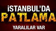 Son dakika Beşiktaş'ta iki patlama haberi- Çok sayıda yaralı var
