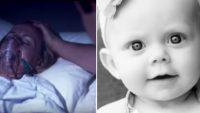 Annenin Doğum Esnasında Kalbi Durdu Ama Bir Gün Sonra Bir Mucize Gerçekleşti