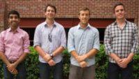 Aldıkları bir derste öğrencilerden proje yapmaları istendi. 4 zeki gencin aklına da harika bir fikir geldi.