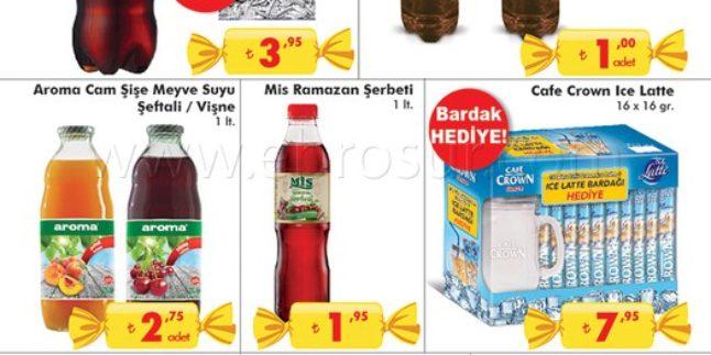 Şok Market 21-27 Haziran 2017 Kampanya Broşürü