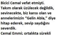GELİN ABLA