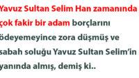Selim'ime Selam Söyle