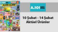 A101 aktüel 10 – 14 Şubat 2018 Cumartesi aktüel ürünler indirim kataloğu