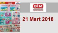 Bim Aktüel 21 Mart 2018 Çarşamba Aktüel Ürünler İndirimler Kataloğu