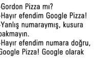 Pizza Siparişi