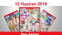 Bim Aktüel 12 Haziran 2018 Aktüel Ürünler Kataloğu Yayınlandı