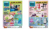 A101 23 Ağustos 2018 Aktüel Ürünler Kataloğu