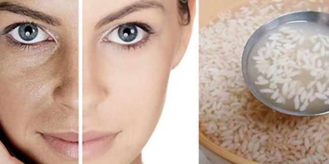 Cilt Lekeleri ve Kırışıklıklara Karşı Cildi Beyazlatarak En Az 10 Yaş Genç Gösterecek Pirinç Maskesi