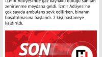 Son dakika: İzmir Adliyesi'nde zehirlenme… Çok sayıda ambulans sevk edildi