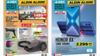 A101 15 Kasım 2018 Aktüel Ürünler Kataloğu
