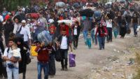 """Cumhurbaşkanı Erdoğan: """"Şu anda 50 bin Suriyeli daha geliyor, yoldalar"""""""
