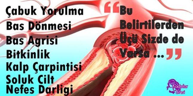 Hemoglobin (Kırmızı Kan Hücreleri) Seviyenizi Tavan Yaptıracak 10 Besin
