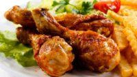 Fırın Poşetinde Tavuk
