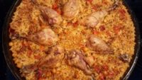 Fırında Tavuklu Kapama Tarifi