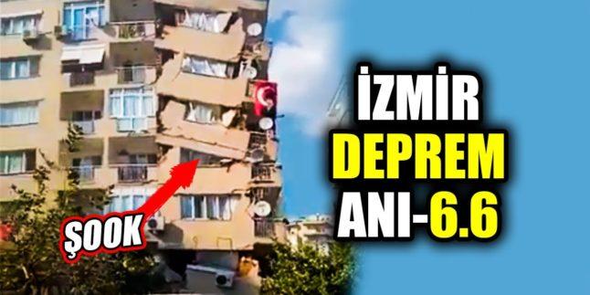 SON DAKİKA! İZMİR'DE 6.8 BÜYÜKLÜĞÜNDE DEPREM !