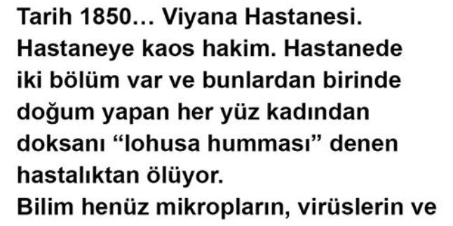 Hastaneye Kaos Hakim