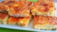 Beyaz Peynirli Tepsi Böreği Tarifi: