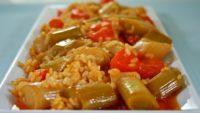 Zeytinyağlı Pirinçli Pırasa Tarifi