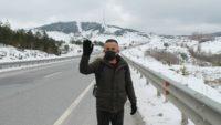 Eşi nikah sonrası kaçtı: Eşine ödediği nafakayı protesto için İstanbul'a yürüyor