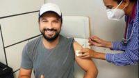 Megastar Tarkan koronavirüs aşısı oldu!