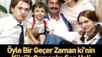 """""""Öyle Bir Geçer ki""""nin Osman'ı Son Hali Görenleri Şaşırttı"""