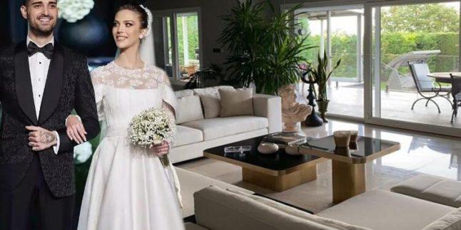 7 Ekim'de evlenmişlerdi… İşte İdo Tatlıses ile Yasemin Şefkatli'nin evi