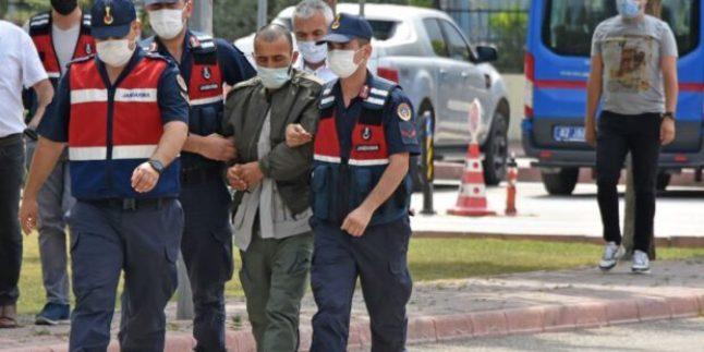 Konya'daki Büyükşen çifti c*nayetinin Afgan uyruklu tutuklu şüphelisi tahliye edildi