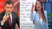 Fulya Öztürk'ten Fatih Portakal'a cevap: Ekmek yediğin yere laf edemezsin