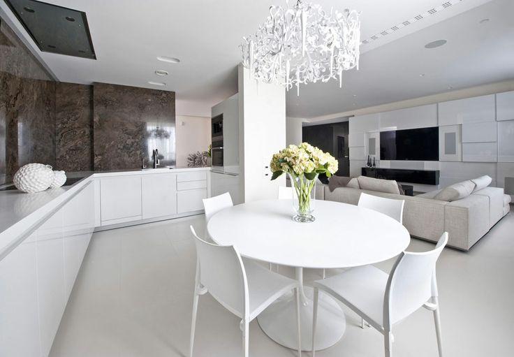 amerikan mutfak salon dekorasyon modeli kad n kad nlar. Black Bedroom Furniture Sets. Home Design Ideas